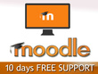 Install Latest Moodle LMS on your server