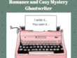 Ghostwrite a paranormal romance novel