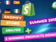 Review Your Shopify Store To Boost Your Sales