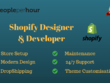 Design and customize shopify website and dropshipping store