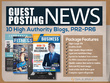Do Guest Post On 10 High Authority Blogs, DA 40 to DA 90
