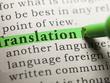 Translate anything in Slovenian, Croatian, Bosnian, English etc.