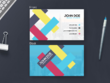 Design your awesome Business card within 24 hours