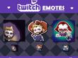 I Will Draw Cute Custom Twitch Emotes, Chat Stickers