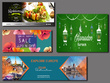 Design professional banners, ads,  social media covers