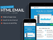 Convert your design to Responsive HTML Email Template