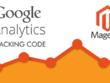 Magento Google Analytics Tracking Code setup