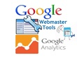 Setup Google Analytics & Google Search Console on your website
