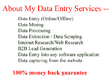 I can do Big Data Entry, Data Analysis ( 500 Data )