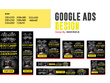 Design your  banner (Google Adwork) ads with unlimited revision