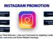 Boost your Instagram account with Real followers and Likes