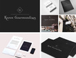 Luxurious brand identity and more