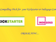 Write a Pitch For Your Kickstarter Or Indiegogo Campaign