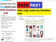 Write  Publish Guest Post On Bloglovin Da 89 With Dofollow Link.