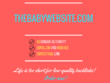 Add a guest post on thebabywebsite.com, DA 43
