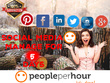Be manage and promote your social media for 5 days