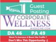 Write & Publish Guest Post on corporatewellnessmagazine.com