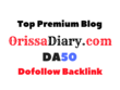 Guest Post on Orissadiary - Orissadiary.com- DA50