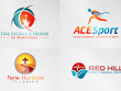Do Modern & Unique Logo Design + Unlimited Revisions in 24 hrs