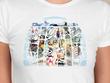 Make a custom t-shirt design very quickly