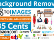 Photoshop Editing Background Removal Of 100 Images 24 Hours
