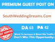 Publish Guest Post On South WeddingDreams SouthWeddingDreams.Com