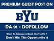 Publish a Guest Post on Brigham Young University. Byu.edu - DA91