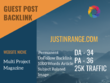 Multi Project Magazine Guest post on justinrange.com|DA 34