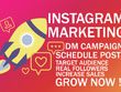 Grow And Manage Your Business or Personal Instagram Monthly