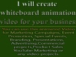 Do Create Whiteboard Animation Video For Your Business