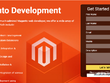 Install magento theme, customized theme, module development.