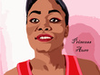 Create a portrait from a picture using adobe illustrator