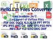 Modify,Edit,Convert Pdf,Excel,Docx,Ppt,Jpg,Gif Various Files