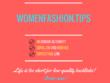 Add a guest post on womenfashion.tips, DA 46