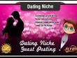 I will get you Dating Niche related Authority Blog Post DA-30