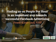 Create a laser-targeted Facebook ad campaign