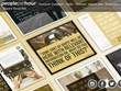 Design 10 square graphic ads for social media.