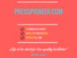 Add a guest post on presspioneer.com, DA 33
