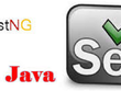 Write simple scripts with selenium in java
