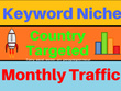 Provide Organic KEYWORD TARGETED Monthly Website Traffic