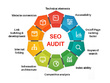 Website Audit Report (Provide onsite & offsite solutions)