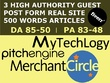 Write And Publish Guest Post On rediff, MerchantCircle & kiwibox