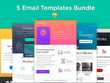 Design responsive email template for your business