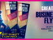 ★ DESIGN A STUNNING FLYER FOR YOU / YOUR BRAND ! ★
