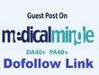 Write & guest post health and medical blog on Medicalmingle