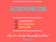 Add a guest post on autochunk.com, DA 41