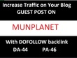 Write and Publish Premium guest post on Munplanet.com