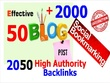Write Effective Authority Guest Post With Permanent Backlinks