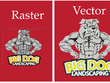 Convert your image/logo to high res vector within 1 to 10 hours
