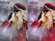 Edit/retouch professionally any photo